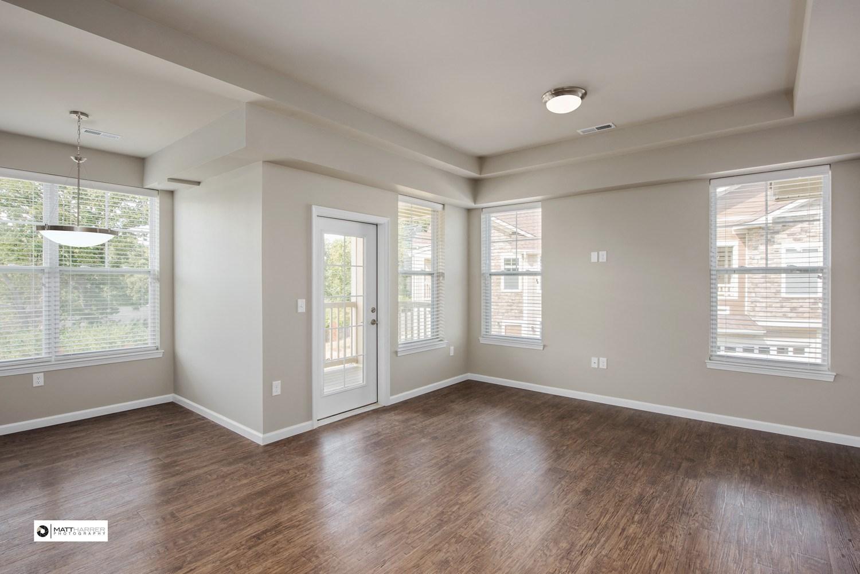 EVO Flats - Grove C - Living Room