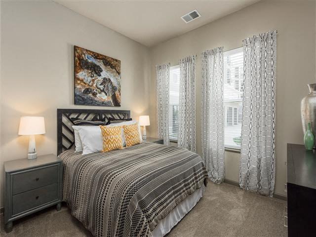 EVO Apartments - Gateway - Bedroom