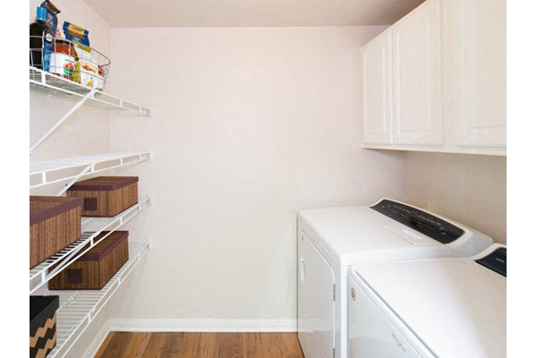 Washer/Dryer, at North Pointe Apartment Homes, 95688, California
