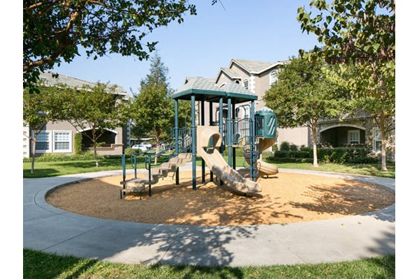 Playground, at North Pointe Apartments, Vacaville, CA
