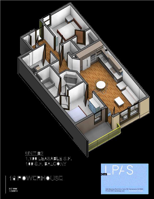 B2 2 Bedroom 2 Bathroom