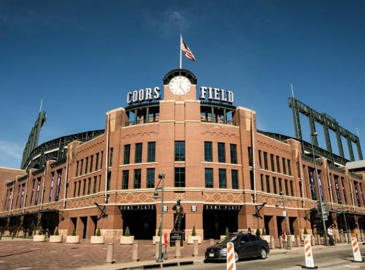 Coors Field | Apartments Homes for rent in Denver, CO | The Apartments at Denver Place
