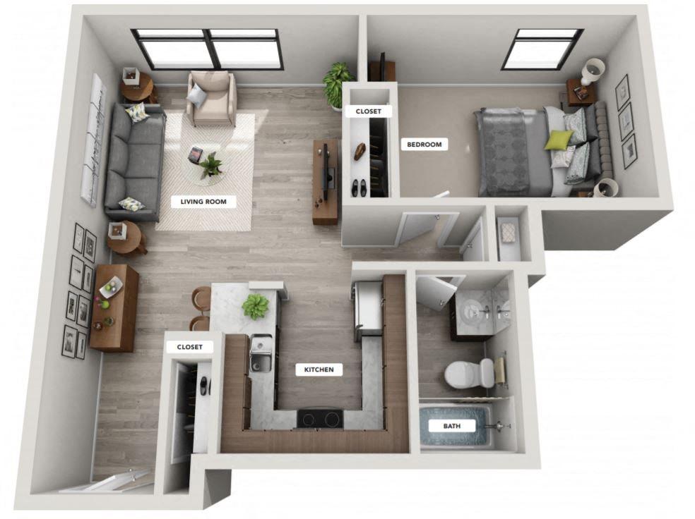 PARK Floor Plan 2