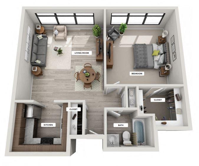 WELTON Floor Plan 3