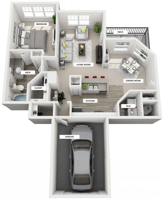 *DOGWOOD Floor Plan 4