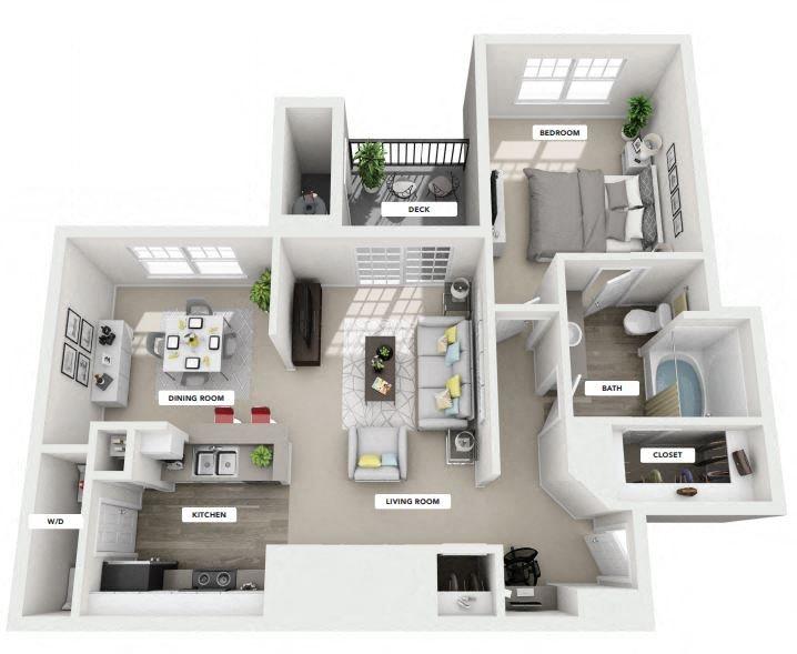 MONARCH Floor Plan 3
