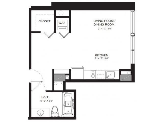 Croix Floor Plan 1