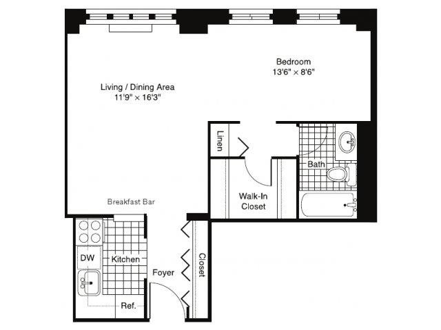 River North Park Apartments | Floor Plans & Pricing on chicago theater seating layout, chicago brownstone floor plans, chicago loft floor plans, london row houses floor plans,