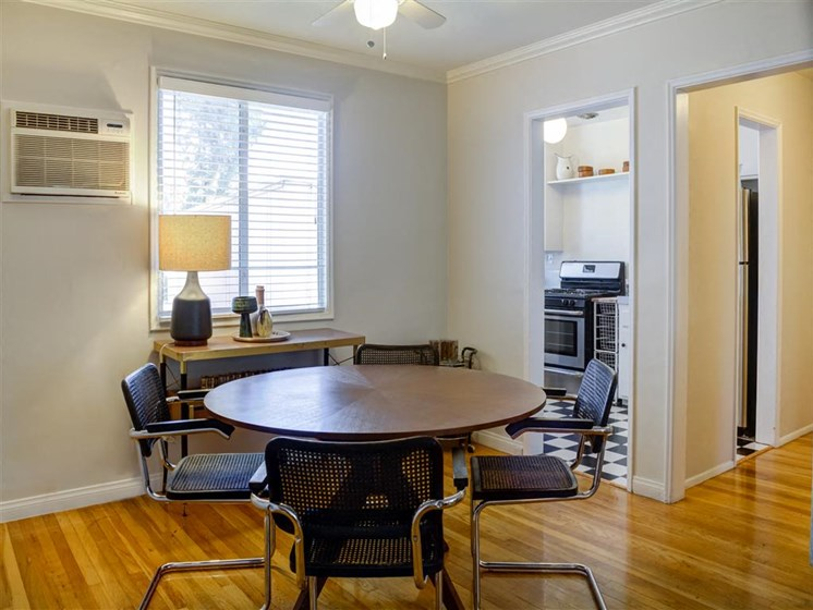 Spacious Dining Room | Apartment in Sherman Oaks, CA | Chase Knolls