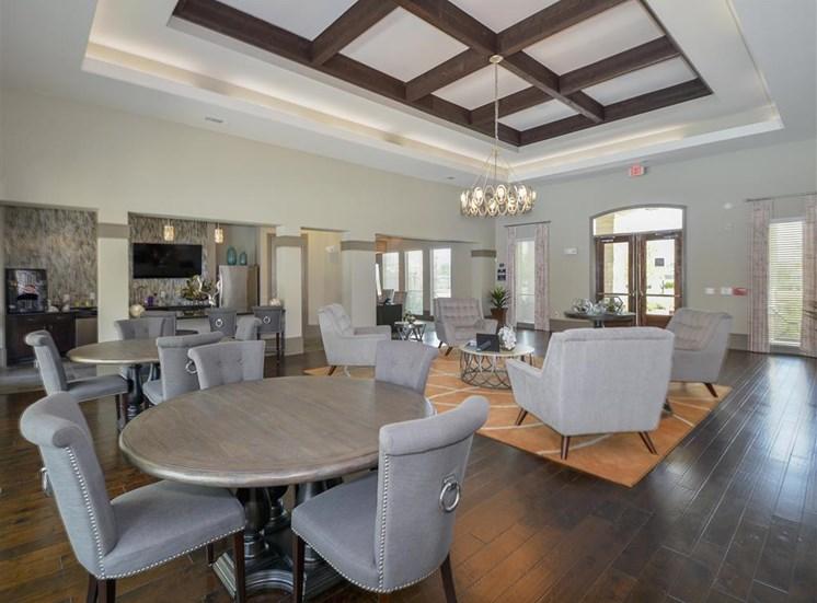 Resident Clubhouse | Haven at Eldridge Apartments, Houston TX
