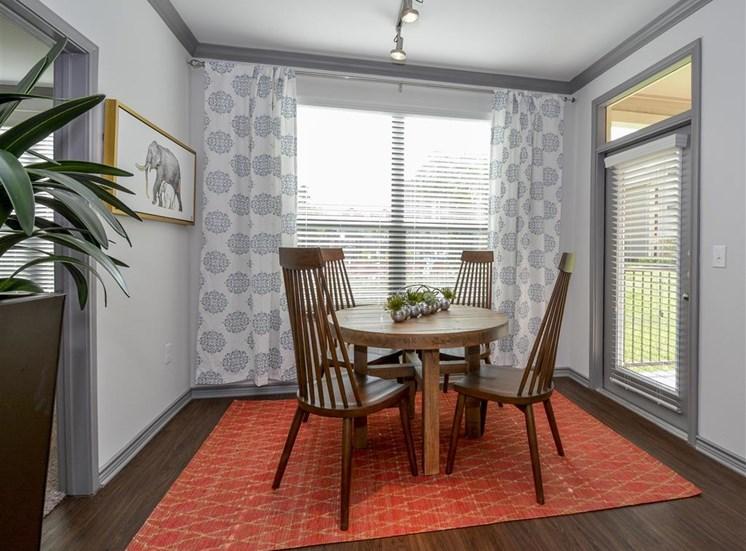 Dining Room | Haven at Eldridge Apartments, Houston TX