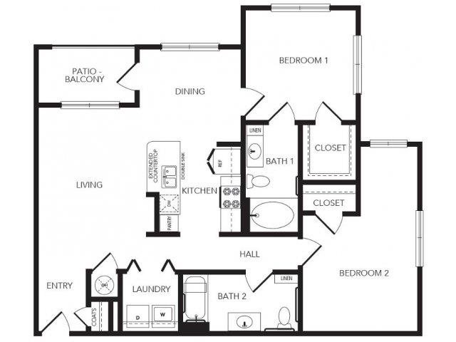 ELDRIDGE Floor Plan 5