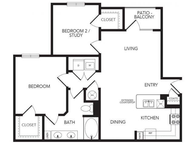 FOXGATE Floor Plan 4