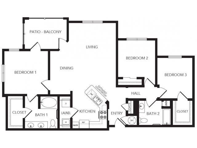 KIRKWOOD Floor Plan 7