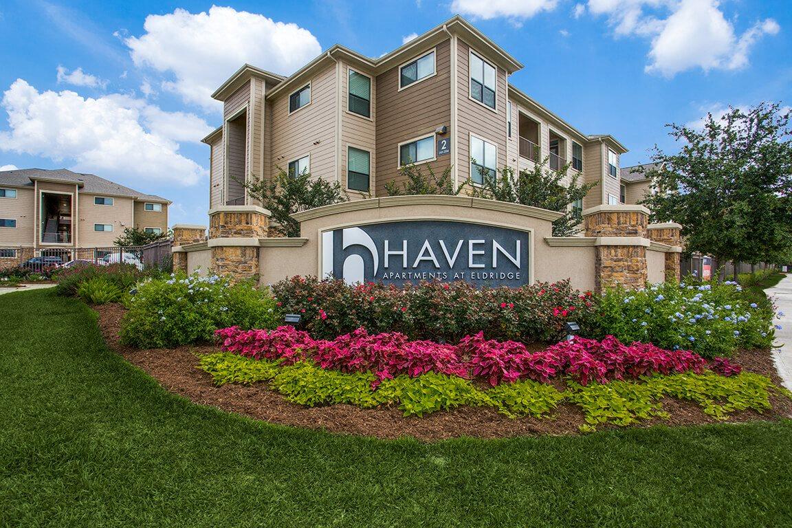 Rental Apartments  Haven at Eldridge Apartments, Houston TX
