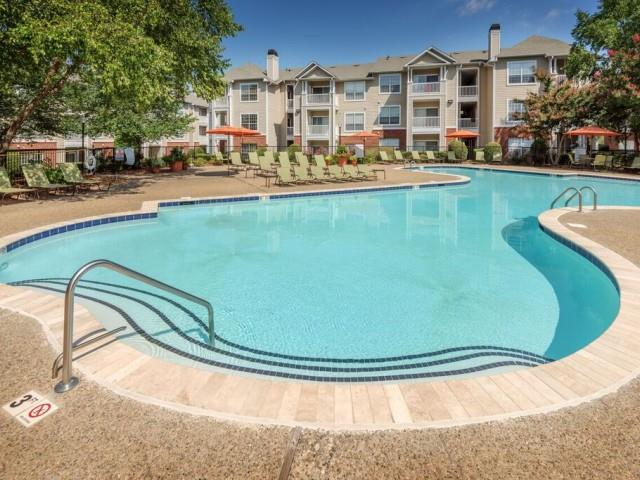 Sparkling Pool | Apartments For Rent In Charlotte, NC | Addison Park