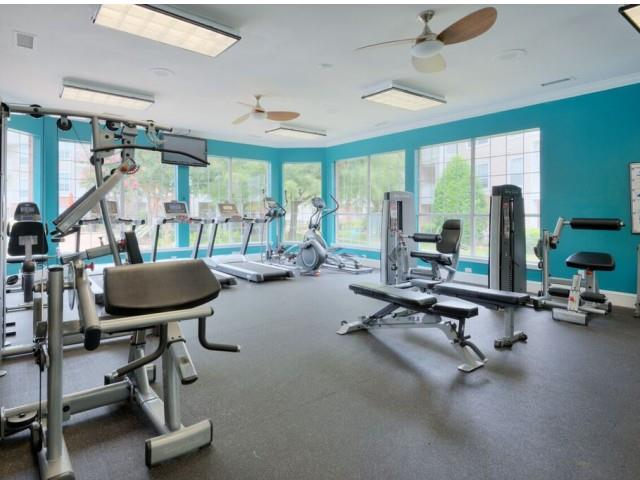 Fitness Center At Addison Park