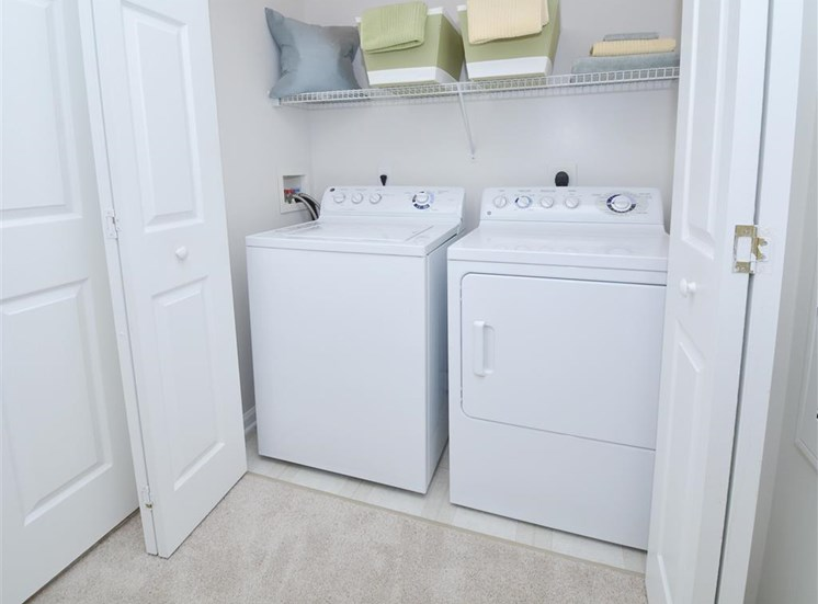 In-home Laundry| Apartments Homes for rent in Stamford, CT | Glenview House