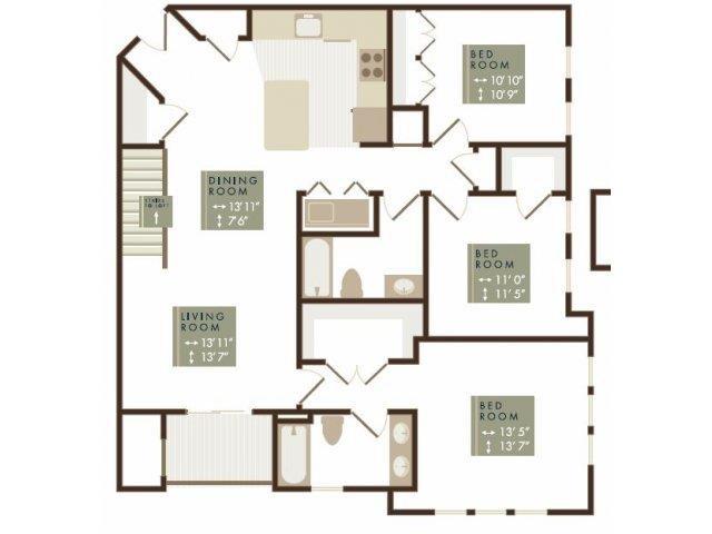BECKETT Floor Plan 23