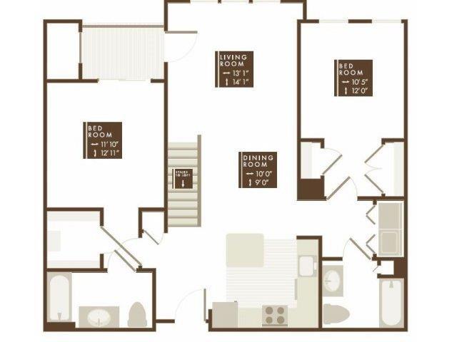 BELKNAP Floor Plan 6