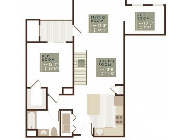 CREST Floor Plan 5