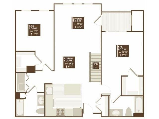 LYNDE Floor Plan 9