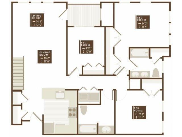 SACKETT Floor Plan 22