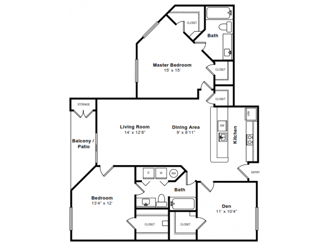 ALEXANDRIA Floor Plan 11