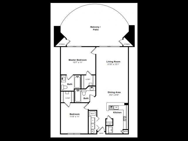 BERKLEY Floor Plan 5