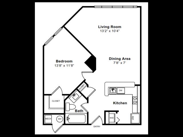 DUPONT Floor Plan 1