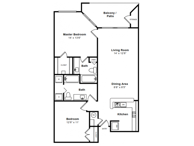 EMBASSY Floor Plan 7