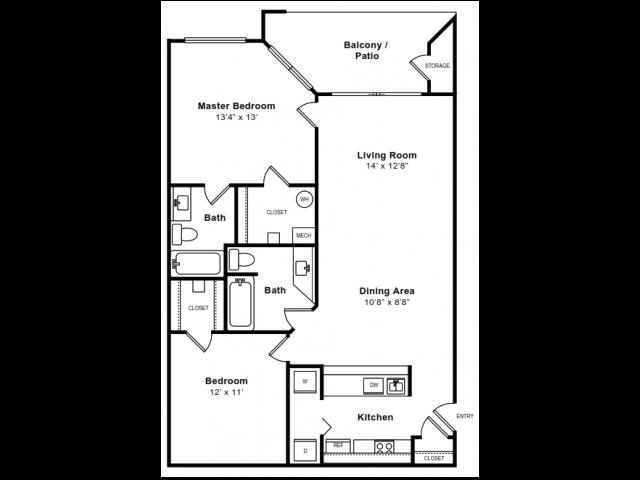 GEORGETOWN Floor Plan 8