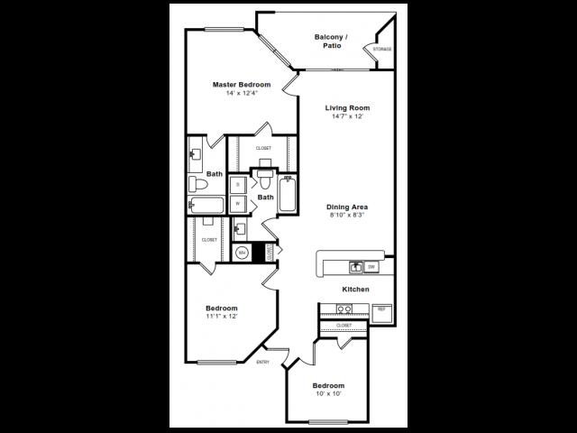 MT. VERNON Floor Plan 12