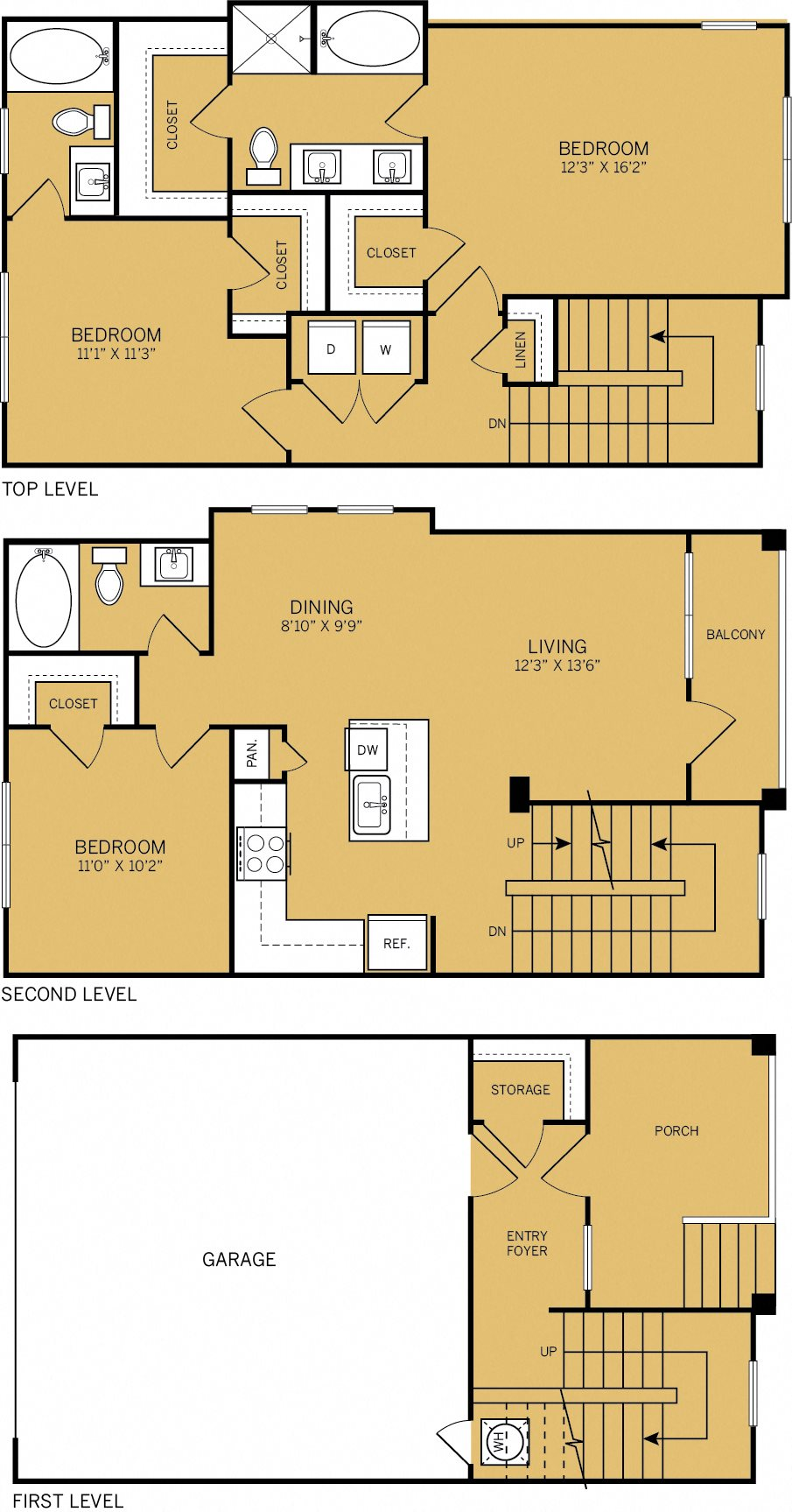 1 2 3 bedroom apartments in fort worth kelley at - 3 bedroom apartments in fort worth ...