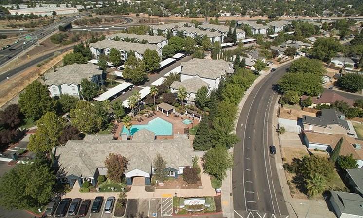 Apartments in Rancho Cordova - Avion Rancho Cordova Exterior View