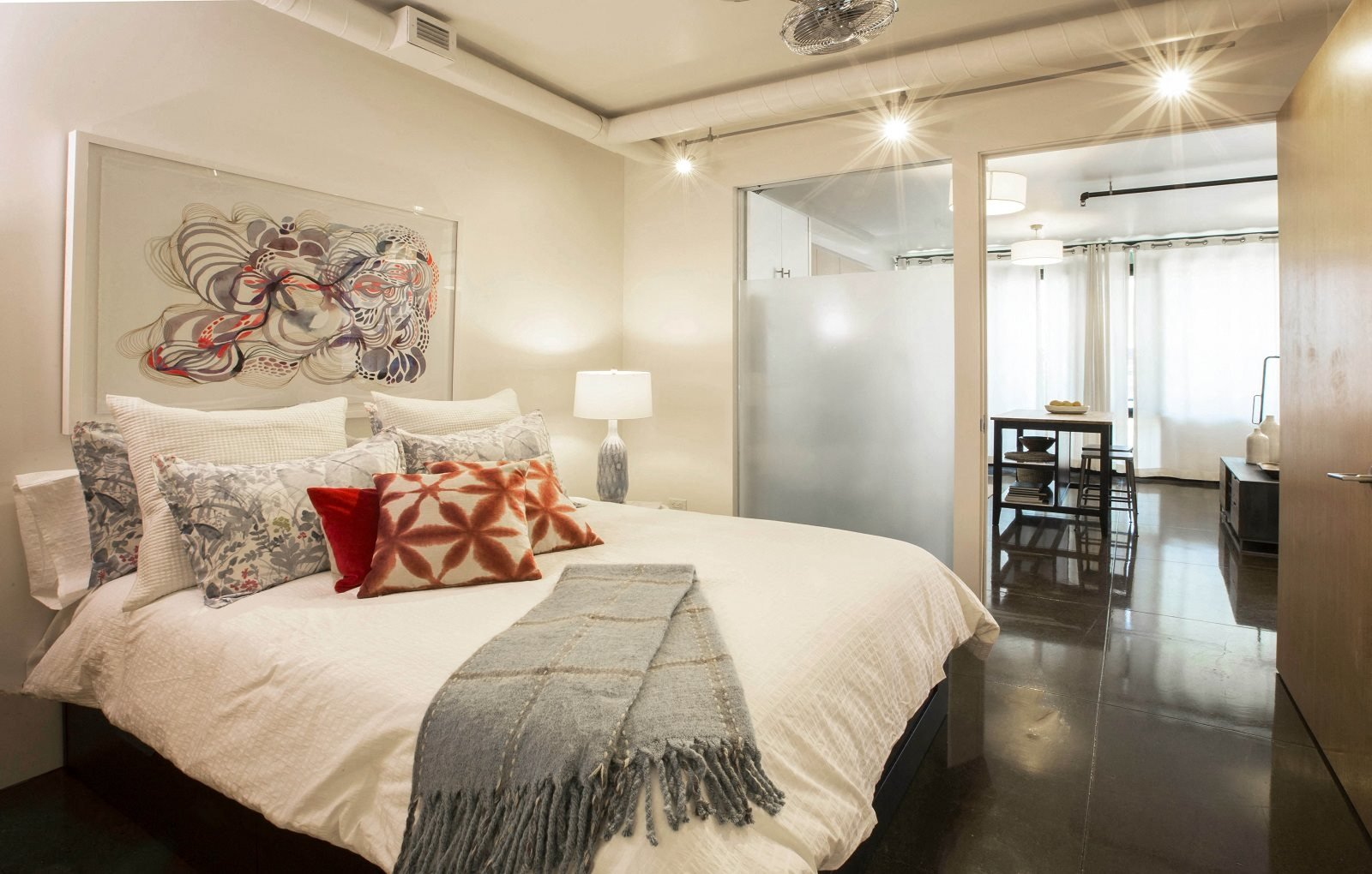 Live in Cozy Bedrooms at Potrero Launch, California