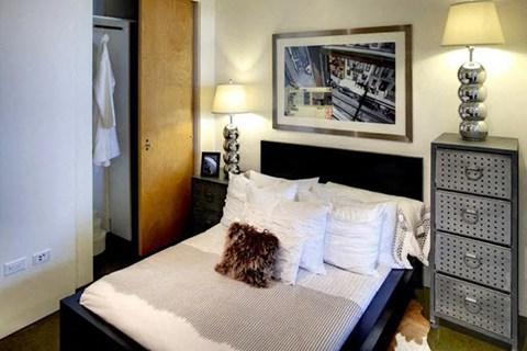 Bedroom at Potrero Launch, San Francisco, CA
