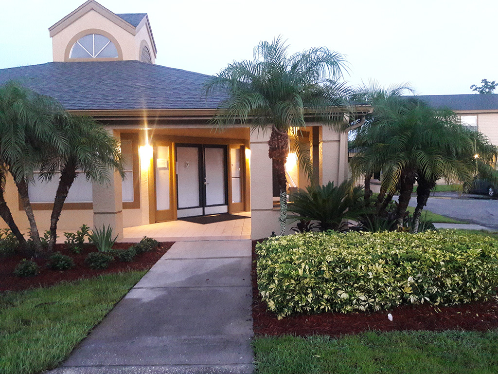 Newly Renovated Clubhouse at Aqua Links, Sanford, FL 32771