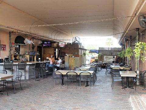 Coffee Bar and Hospitality Station at Stoneridge Pointe, Florida