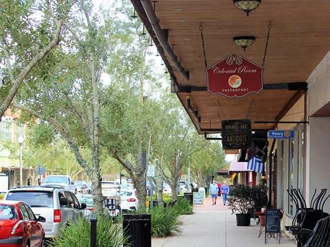 Walking Distance to Shopping, Dining & Entertainment at Stoneridge Pointe, Sanford, FL