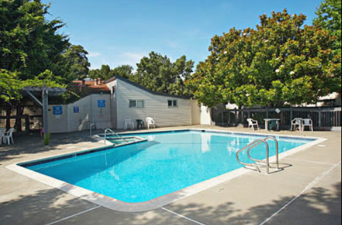 Pool  l Villa Creek Apartments in Santa Rosa CA