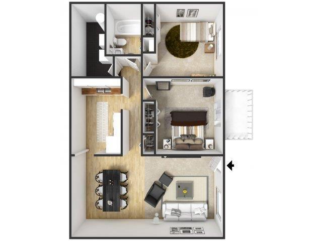pineridge floor plan