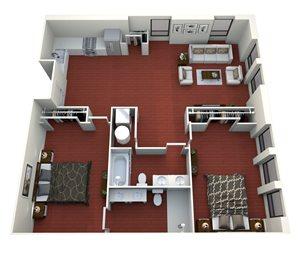 The Wonder KC Floor Plan