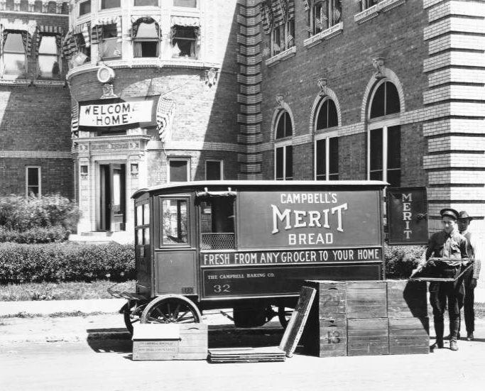 Historic Merit Bakery Kansas City