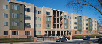 4300 Frederick Avenue 1-2 Beds Apartment for Rent Photo Gallery 1