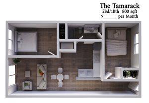 2B1B Tamarack