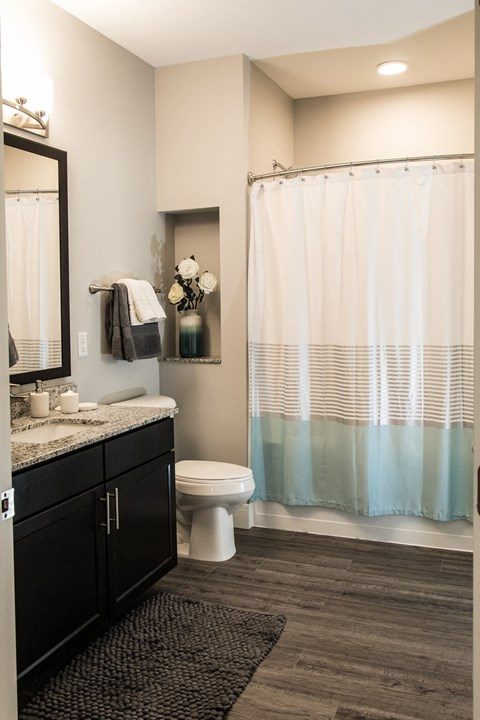 Shower Enclosures at The Edison at Avonlea, Lakeville, 55044