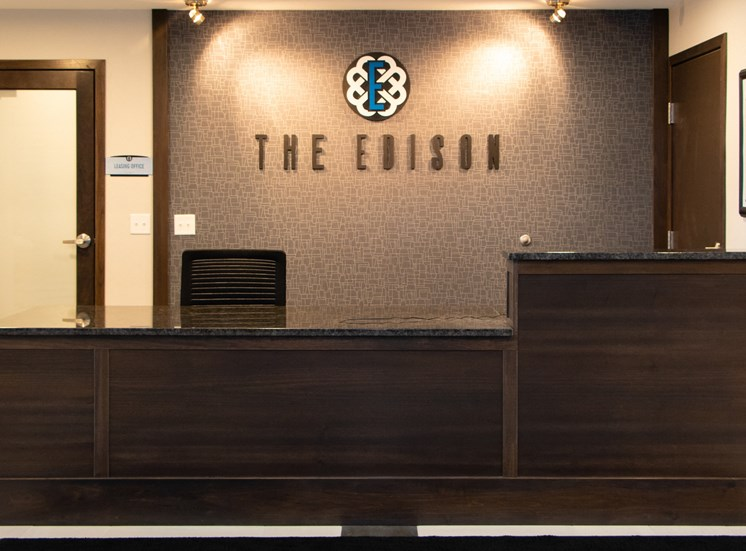 Concierge at The Edison at Avonlea, Lakeville, MN