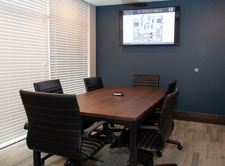 Executive Conference Room at The Edison at Avonlea, Lakeville, 55044