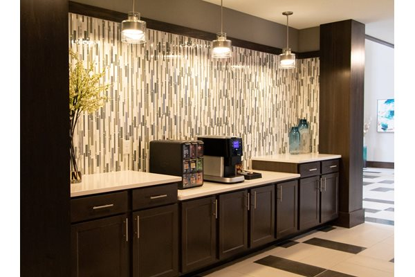 Coffee Bar at The Edison at Avonlea, Lakeville, MN, 55044